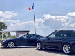 Location voiture Andernos les Bains avec chauffeur